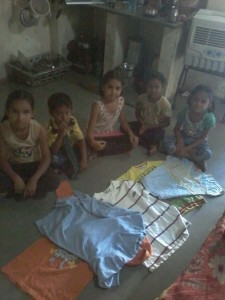 Cloth Donation Ahmedabad